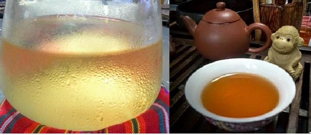 月光白&雲南紅茶2
