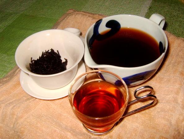 ゆるゆる茶